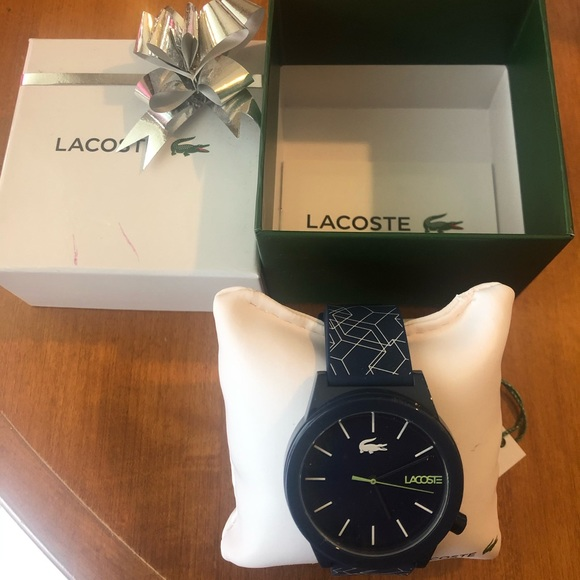 Women's Lacoste watch